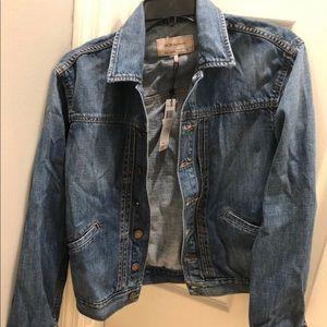 Oversized jean jacket from BCBG